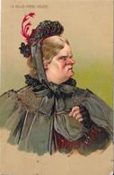 1905 - Belle Cpa D'époque Gaufrée - La Belle-Mère Fâchée - Frauen