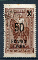 MADAGASCAR  N°  258  (Y&T)   (Oblitéré) - Used Stamps