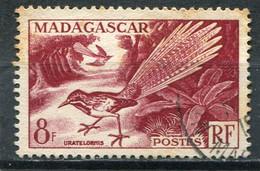 MADAGASCAR  N°  323  (Y&T)   (Oblitéré) - Used Stamps