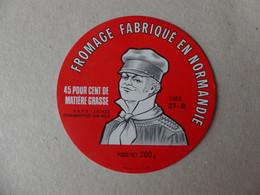 Fromage Fabriqué En Normandie 200 G SAFR Authou - Kaas