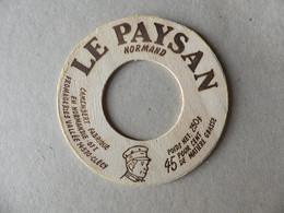 Camembert Fabriqué En Normandie, Le Paysan Normand, 250 G Fromagerie Vallée - Kaas