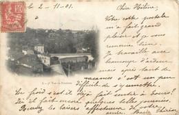 CPA 24 Dordogne 3e Vue De Nontron - Nontron