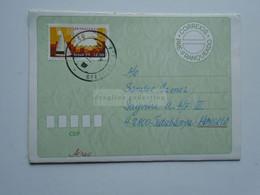 ZA346.24   BRAZIL  BRASIL   Cover    - Cancel   1979    Brasilia   Correios Pre-Franqueado Prepaid -  Sent To Hungary - Cartas