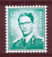 BELGIE Boudewijn Bril * Nr 1371 P3 * Postfris Xx * FLUOR  PAPIER - 1953-1972 Occhiali