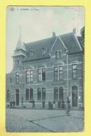 * Hamme (Oost Vlaanderen) * (SBP, Nr 3) La Poste, Post Office, Postkantoor, Unique, Rare, Zeldzaam, Prachtkaart, Animée - Hamme