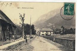 CPA  ECOLE Et Le Trélod  N° 1347 - Other Municipalities