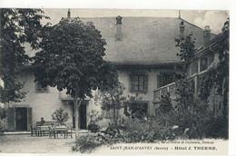 CPA   ST - JEAN - D'ARVEY  Hotel J. THERME - Autres Communes