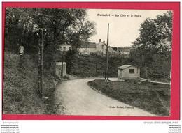 CPA (Réf : V 806) PUISELET (91 ESSONNE) La Côte Et Le Puits (animée) - Autres Communes