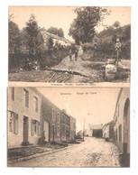 BELGIQUE - WINENNE - Moulin Sentier De Sevry - Route De Givet (2 Cartes) - Sonstige