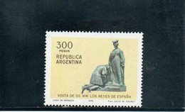 ARGENTINE 1978 ** - Neufs