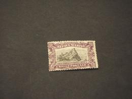 SAN MARINO - 1918 VEDUTA L. 2 + 5 C. - NUOVO(++) - Unused Stamps