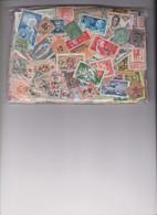 TIMBRES DES EX-COLONIES FRANCAISES Et DOM- TOM , 100 Grs Décollés, GF Et PF , Oblitérés Et Neufs - Lots & Kiloware (mixtures) - Max. 999 Stamps