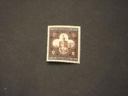 SAN MARINO - 1894 Palazzo 25 C. - NUOVO(++) - Unused Stamps