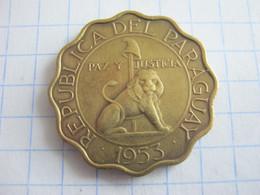 Paraguay 50 Centimos 1953 - Paraguay
