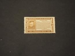 SAN MARINO -  1932 GARIBALDI 50 C. - NUOVO(+) - Unused Stamps