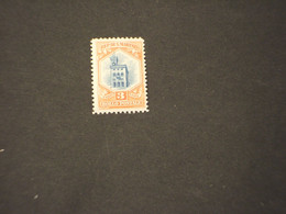 SAN MARINO -  1929/35 PALAZZO  L.3 - NUOVO(++) - Unused Stamps