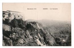 (Grèce) 293, Vodena Edessa, E Le Deley, Les Cascades, D'un Carnet - Grecia