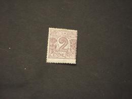 SAN MARINO -  1903 ALLEGORIA 2 C. - NUOVO(++) - Unused Stamps