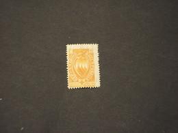 SAN MARINO -  1923 CROCE ROSSA 10 C. - NUOVO(++) - Unused Stamps