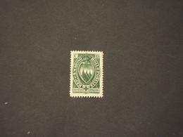 SAN MARINO -  1923 CROCE ROSSA 15 C. - NUOVO(++) - Unused Stamps