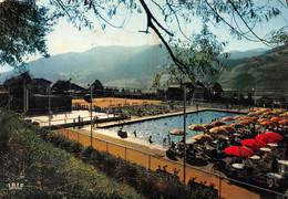 CPM - 74 - MEGEVE - Piscine, Patinoire Et Tennis Du Sporting-Club De La Résidence Panorama Sur Le Christomet - Megève