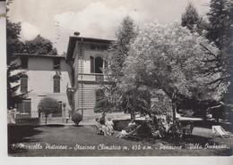 S. MARCELLO PISTOIESE PISTOIA PENSIONE VILLA OMBROSA VG  1955 - Pistoia