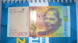 CAPE VERDE 2000 Escudos - 2014 (GD663169)- P74, UNC - Cape Verde