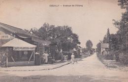 Coeuilly - Avenue De L'étang - Otros Municipios