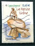 France 2012 - YT 4637 (o)  Sur Fragment - Gebraucht