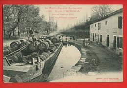31-260 -HAUTE GARONNE - ECLUSE DE RENNEVILLE Sur Le Canal Du Midi Près Villefranche Lauragais - Other Municipalities