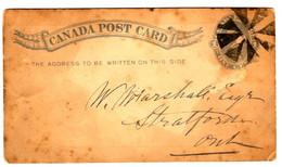 42774 - Entier - Briefe U. Dokumente