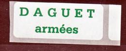 France Franchise Militaire 13A Opération Daguet Neuf ** TB MNH Sin Charnela Cote 46 - Franchise Stamps