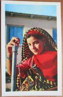 ISRAEL MOROCCO WOMAN MAN PERSON PERSONALITIES POSTCARD PICTURE PHOTO CARD ANSICHTSKARTE CARTOLINA CARTE POSTALE - Israele