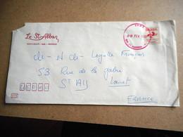 LSC 1992 BRASIL RIO DE JANEIRO Pour  ST AY LOIRET Affranchissement - Cartas