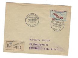 FRANCE PA 30 - Mystère IV - Paris - 1950-1959