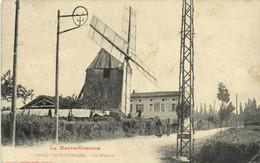 La Haute Gagonne MONTGISCARD  Le Moulin Labouche RV - Sonstige Gemeinden