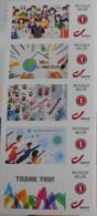 België Belgium 2021 - Together Stronger - Covid-19 / Corona Stamps - Ungebraucht