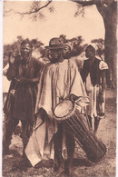 CPA - Hte-Volta - Houndé - Tambour Indigéne - Burkina Faso