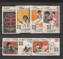 Kuba - Lot Mit Versch. Ausgaben Gestempelt (Block **) (E921-30) - Lots & Kiloware (mixtures) - Max. 999 Stamps