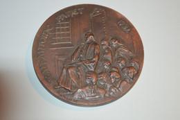 Rare Médaille De Table Jean Antoine Panet 1792 Assemblée Nationale Du Québec - Autres