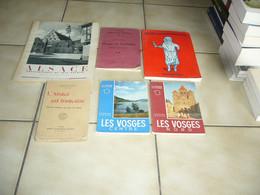 Alsace Vosges  6 Livres - Alsace
