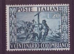 Italie N° 597 ** Neuf Sans Charnière - 1946-60: Nieuw/plakker