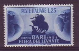 Italie N° 608 ** Neuf Sans Charnière - 1946-60: Nieuw/plakker