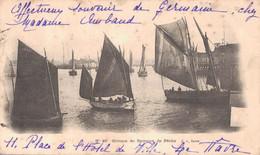 GROUPE DE BATEAUX DE PECHE - Fischerei
