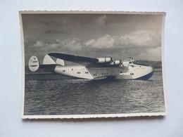 PHOTO ORIGINALE D'un HYDRAVION - Aviazione