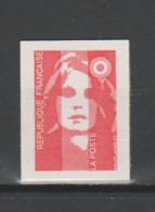 FRANCE / 1993 / Y&T N° 2807 ** Ou AA 4 ** : Briat Adhésif TVP LP (découpe Droite) X 1 - Adhesive Stamps
