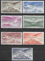 Ireland1948 - 65, Air Post Set - Airmail