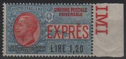 1921 Espresso MNH - Nuovi