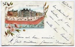 CPA - Carte Postale - Belgique - Middelkerke - Vue Générale De La Digue - 1897 (MA15921) - Middelkerke
