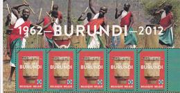 Carte Postale 4241 Burundi - Cartas